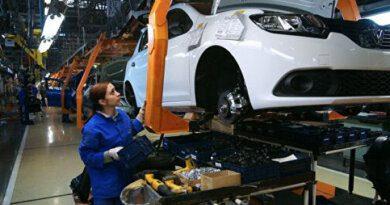 Производство автомобилей вРоссии упало на25%&nbsp