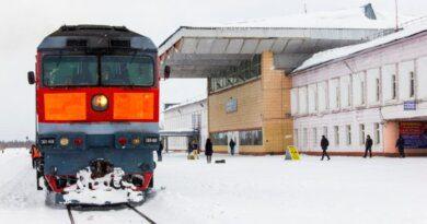Путешествовать в купейных вагонах из Усинска в Сыктывкар в ноябре можно со скидкой 50%