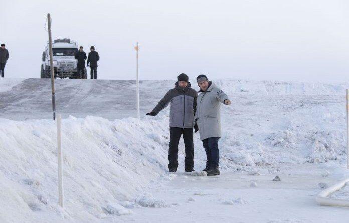 Расходы по содержанию зимника Нарьян-Мар – Усинск пересчитают