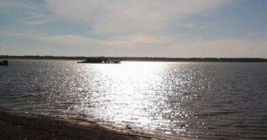 Реки Усинска полностью освободились ото льда