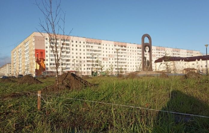 Республика Коми вновь присоединилась к международной акции «Сад памяти»