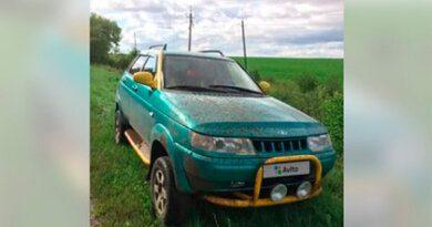 Россиянин выставил напродажу 20-летнюю Lada замиллион рублей — Рамблер/авто