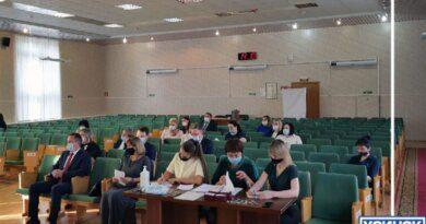 Руководящие должности в Совете города заняли депутаты из прошлого созыва