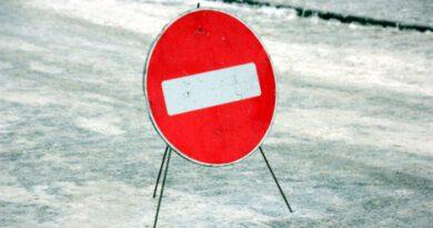 С 26 апреля в Усинске ограничат движение автотранспорта