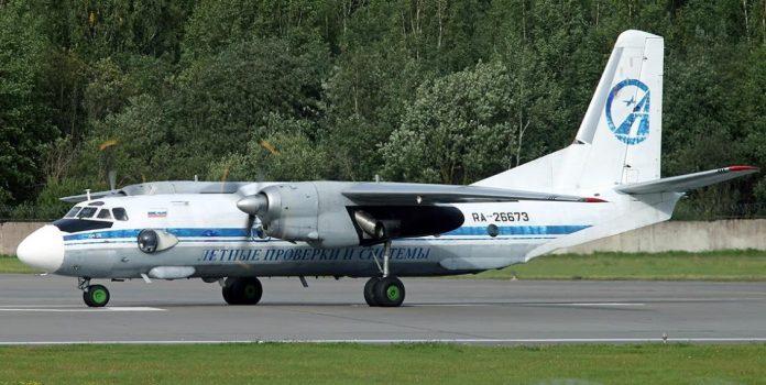 """Самолёт вчера в небе над Усинском нарисовал """"кое-что"""""""