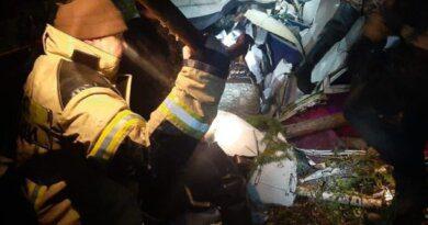 Сегодня потерпел крушение самолёт L-410