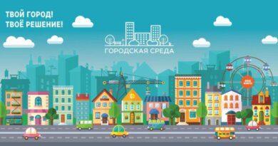 Сегодня в Усинске начинается голосование по благоустройству городской среды