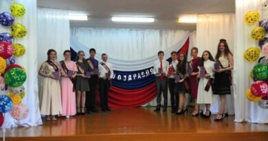 Школьники Усинска получили документ об образовании