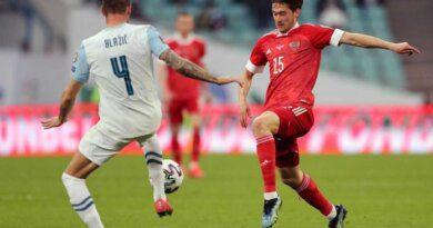 Словения — Россия: прогноз Александра Мостового на матч отбора ЧМ-2022