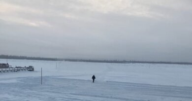 Спасатели Усинска просят местных жителей воздержаться от поездок через переправы