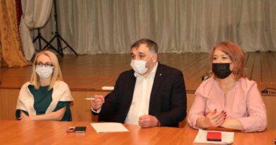 Специалисты Усинской ЦРБ ответили на вопросы жителей Новикбожа