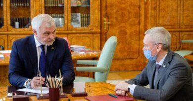 Спикер Госсовета Коми Сергей Усачёв предложил вернуть должность заместителя Главы региона