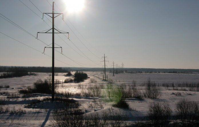 Стала известна причина отключения электроэнергии в Усинске в минувшие выходные