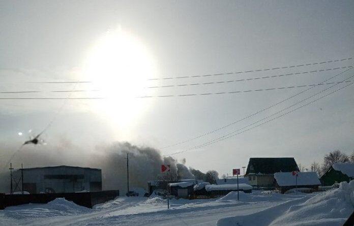Стали известны подробности пожара в Колве