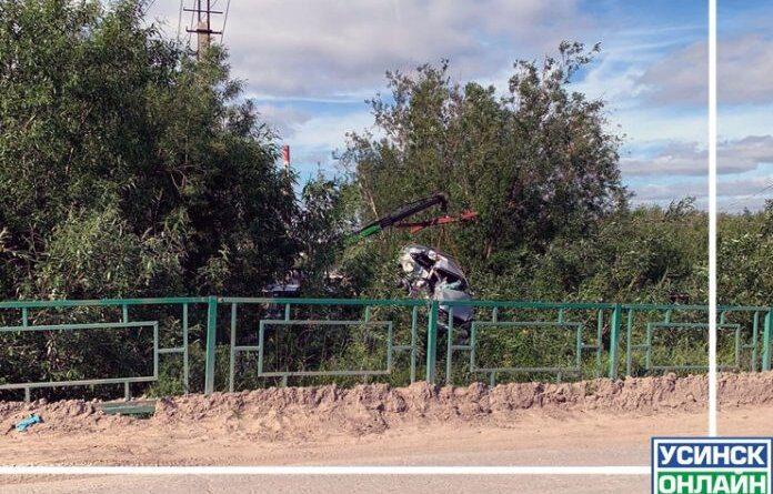 Стали известны подробности смертельного ДТП в Усинске