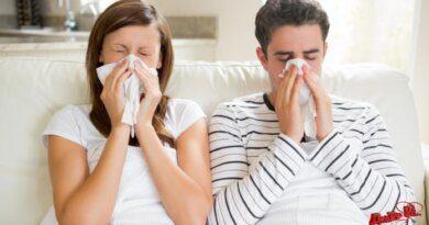 Свыше 8,5 тысячи человек в Коми заразились ОРВИ за неделю