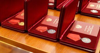 Терапевт из Усинска получил президентскую награду