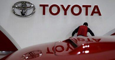 Toyota отзывает вРоссии более 69тыс. автомобилей