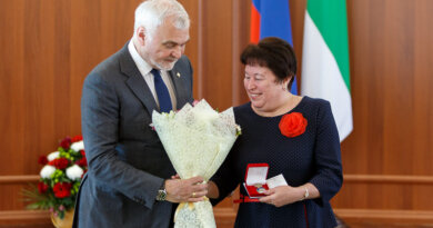 Три педагога из Усинска получили звание «Почетный работник образования Республики Коми»