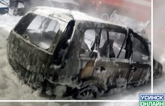 Участившиеся пожары в Усинске вызывают тревогу у властей