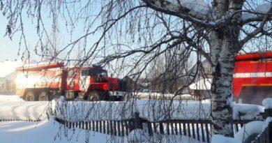 Усинск попал в тройку лидеров по организации добровольных пожарных дружин