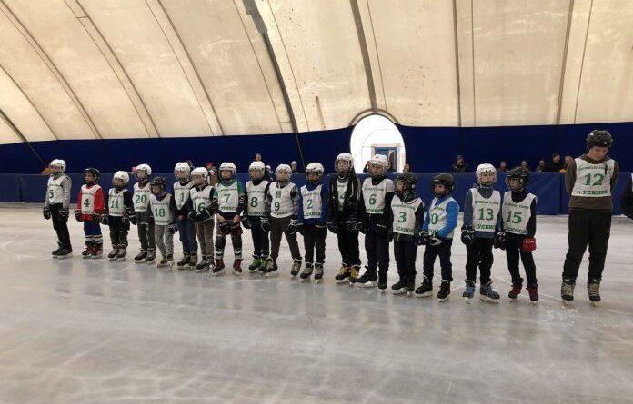 Усинск впервые встретил участников соревнований по шорт-треку