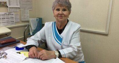Усинская ЦРБ: более 50 лет на страже маленьких усинцев Зоя Павловна Бешенцева