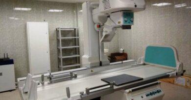 Усинская ЦРБ получила новый рентгенологический комплекс