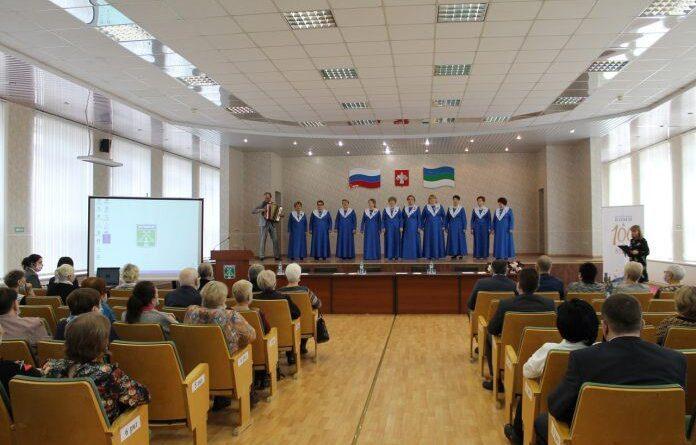 Усинская районная организация ветеранов войны и труда сменила председателя