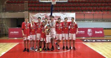 Усинские баскетболисты – победители Первенства Республики Коми
