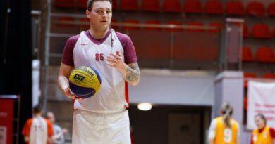 Усинские баскетболисты – победители первого тура Чемпионата Республики Коми по баскетболу 3х3