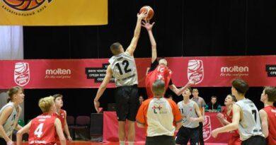 Усинские баскетболисты привезли домой серебро