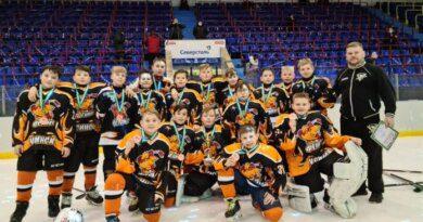 Усинские хоккеисты будут проходить спортивную подготовку на новом уровне