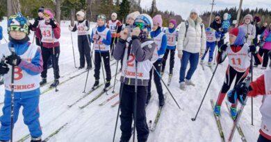 Усинские лыжники от 8 до 58 приняли участие в марафоне