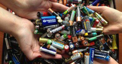 Усинские школьники обменяли 170 кг старых батареек на плазму