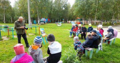 Усинский фотограф познакомил воспитанников ЦРРДС с искусством видеть мир через объектив
