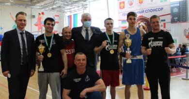 Усинский спортсмен Ринат Сафиуллин – чемпион Северо-Запада по боксу