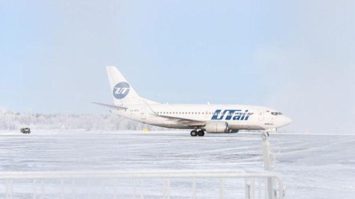 Utair отменил рейс в Уфу без объяснения причин