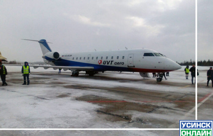 UVT aero запускает новые рейсы из Усинска в следующем году