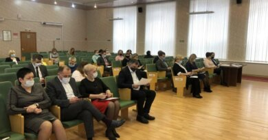 В администрации Усинска состоялось заседание сессии Совета