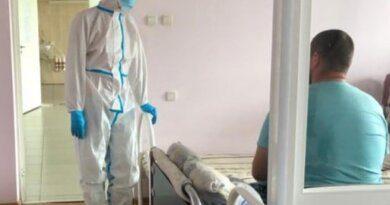 В больнице Усинска готовят места для новых больных коронавирусом