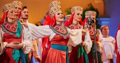 В честь 100-летия Коми в Усинск приедет хор имени М. Пятницкого