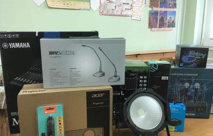 В Центре допобразования Усинска появилось новое музыкальное оборудование