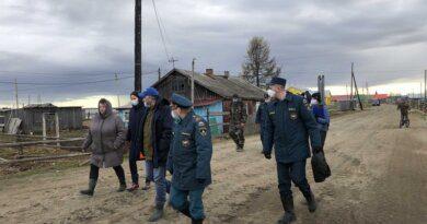 В городском округе «Усинск» введен режим ЧС