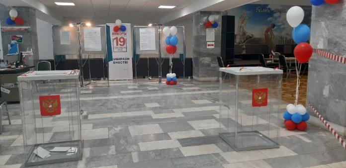 В Коми начался основной день выборов в Государственную Думу