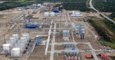 В Коми после простоя возобновит работу самый северный нефтеперебатывающий завод в мире