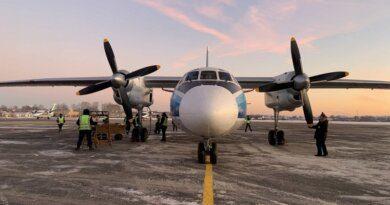 В Коми поступил второй Ан-24