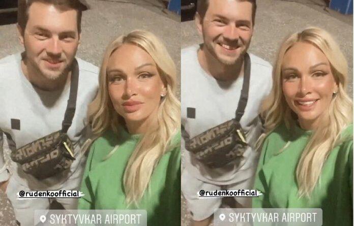 В Коми приехала Виктория Лопырёва
