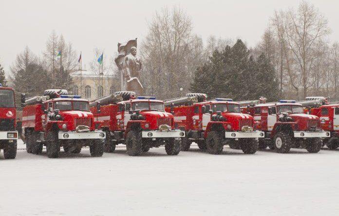 В Коми продолжается развитие пожарной охраны по поручению Президента России
