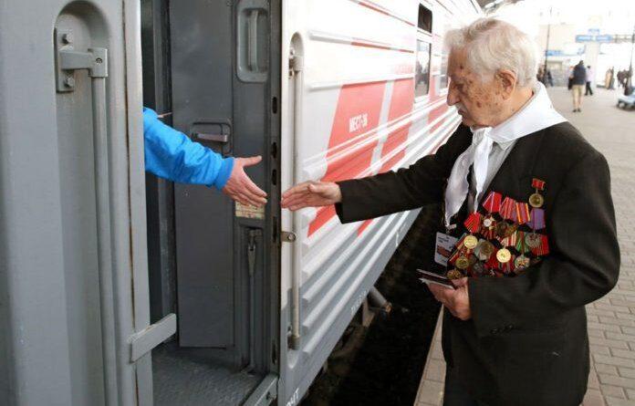 В Коми в Дни празднования Победы ветераны и их сопровождающие смогут приобрести бесплатные билеты на любой транспорт